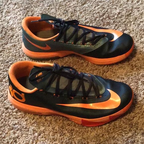 049445b122e8 Nike KD VI Anthracite Sneakers. M 5c72ea374ab6333fc9912ecd